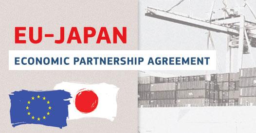 EU Giappone nuovo accordo 2019